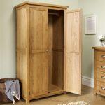 2 Door Oak Wardrobe – Woburn Range