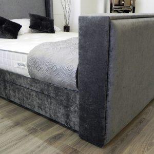 Harvington TV Bed Foot End