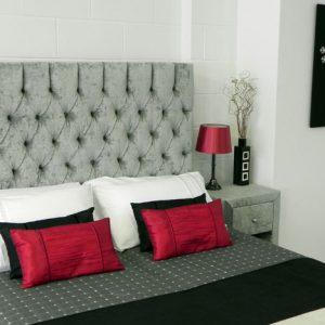 Victoria TV Bed Headboard