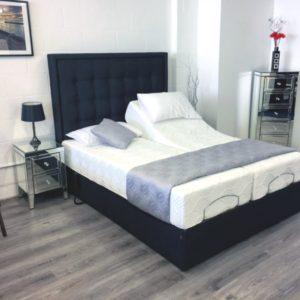 Hudson-Adjustable-Bed-In-Black