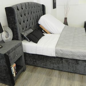 Elizabeth Adjustable Bed With Dual Reclining Action