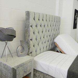 Victoria Adjustable Bed Headboard